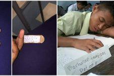 20 Momen jenaka siswa hadapi ujian, bikin kangen sekolah