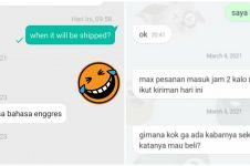10 Chat lucu penjual dighosting pembeli ini bikin senyum kasihan