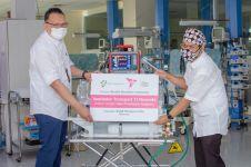 Reckitt Benckiser donasi alat kesehatan untuk bayi prematur Indonesia