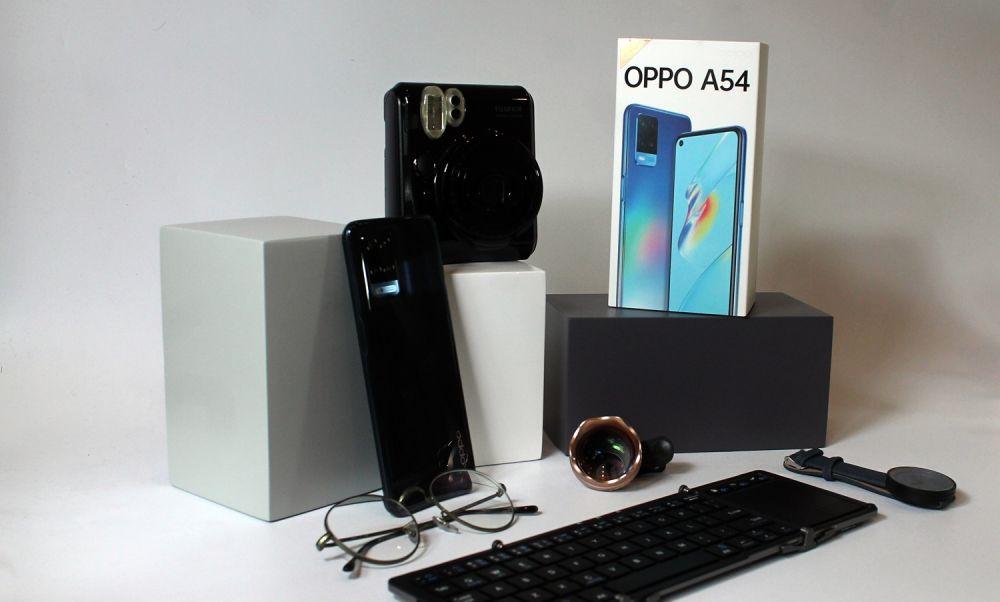 Oppo A54 © 2021 brilio.net