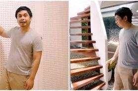 10 Penampakan ruang kerja di rumah Raditya Dika usai renovasi
