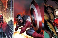 5 Beda kostum superhero Marvel di komik vs film, Hulk berubah drastis