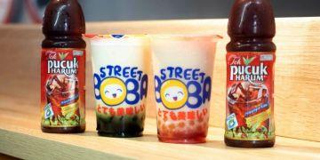 2 Varian terbaru minuman boba kolaborasi Teh Pucuk Harum X Street Boba