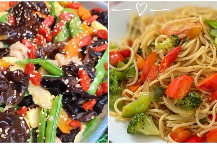 10 Resep makanan vegetarian, sehat, praktis dan mudah dicoba