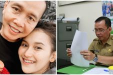 8 Potret lawas ayah Ayu Ting Ting saat masih jadi PNS, penuh kenangan