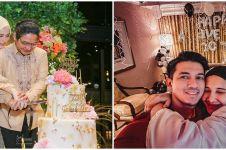 Momen 5 pasang seleb rayakan ultah pernikahan ke-10, penuh suka cita