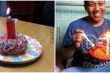 11 Penampakan kue ulang tahun untuk teman ini bikin senyum tipis