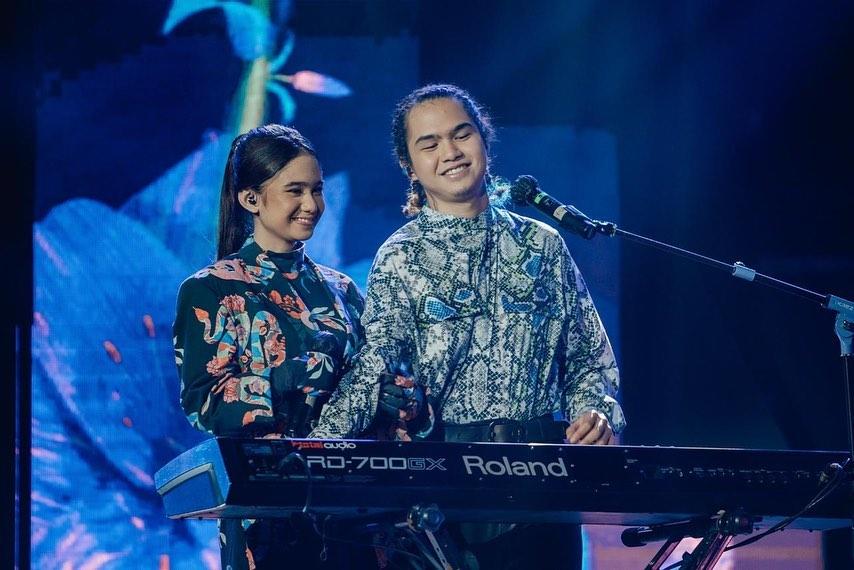 Tissa Biani dan Dul Jaelani manggung bareng © 2021 brilio.net