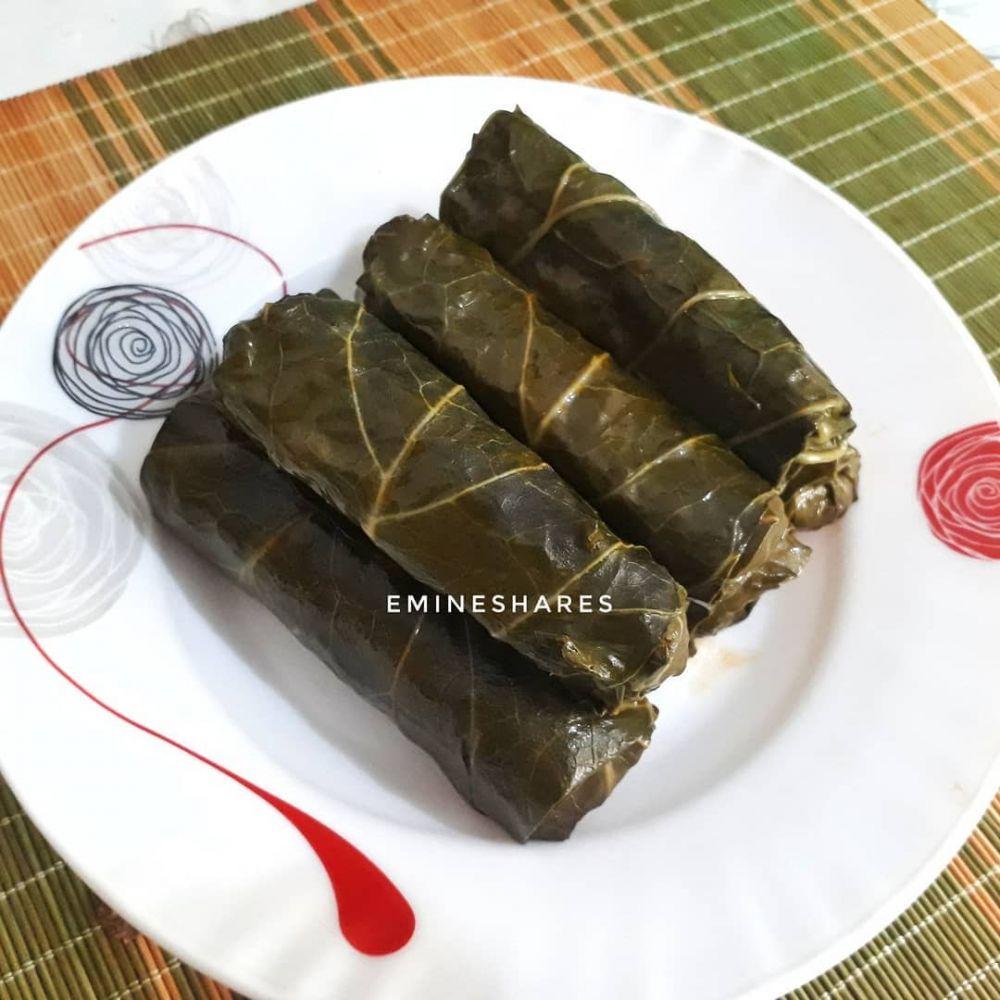 Resep makanan khas Arab Instagram