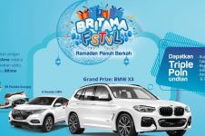 "BritAma FSTVL ""Ramadan Penuh Berkah"" kembali hadir, undi mobil BMW"