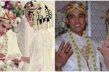 9 Potret lawas lamaran dan pernikahan Nia Ramadhani dan Ardi Bakrie