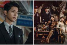7 Drama Korea rating tinggi Maret 2021, genre aksi sampai misteri