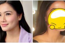 Kerap tampil natural, ini 8 pesona Titi Kamal dengan makeup tebal