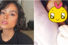 8 Pesona Eva Celia tanpa riasan makeup, bukti cantiknya natural