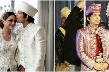13 Momen syukuran pernikahan Atta dan Aurel, bertema Padang Gatsby