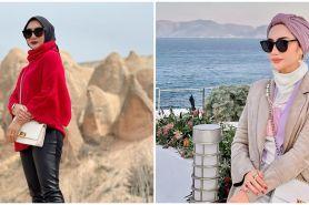10 Momen Yulita MasterChef liburan ke Turki, gayanya bikin salfok