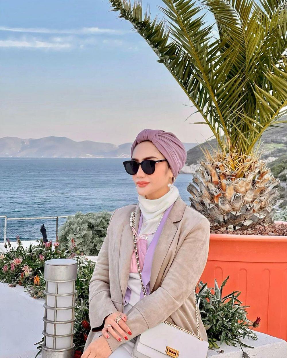 Yulita MasterChef liburan ke Turki © Instagram