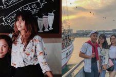 8 Adu gaya Anggi Marito dan Rimar Callista, top 3 Indonesian Idol