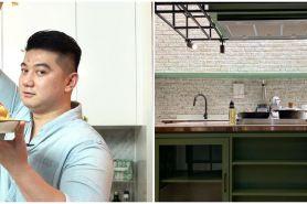 6 Detail desain dapur baru Chef Arnold, bikin betah masak