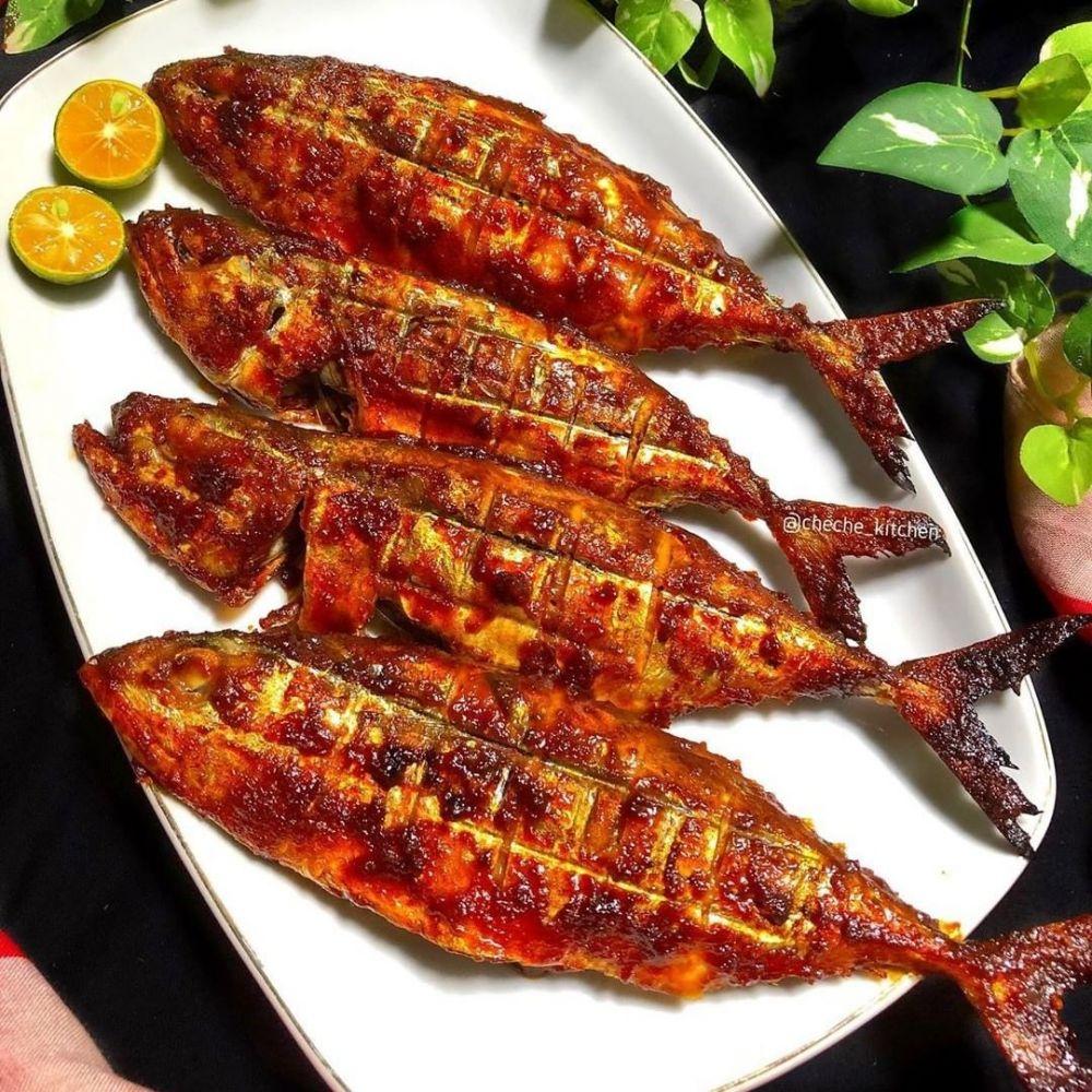 Resep olahan ikan kembung © Instagram