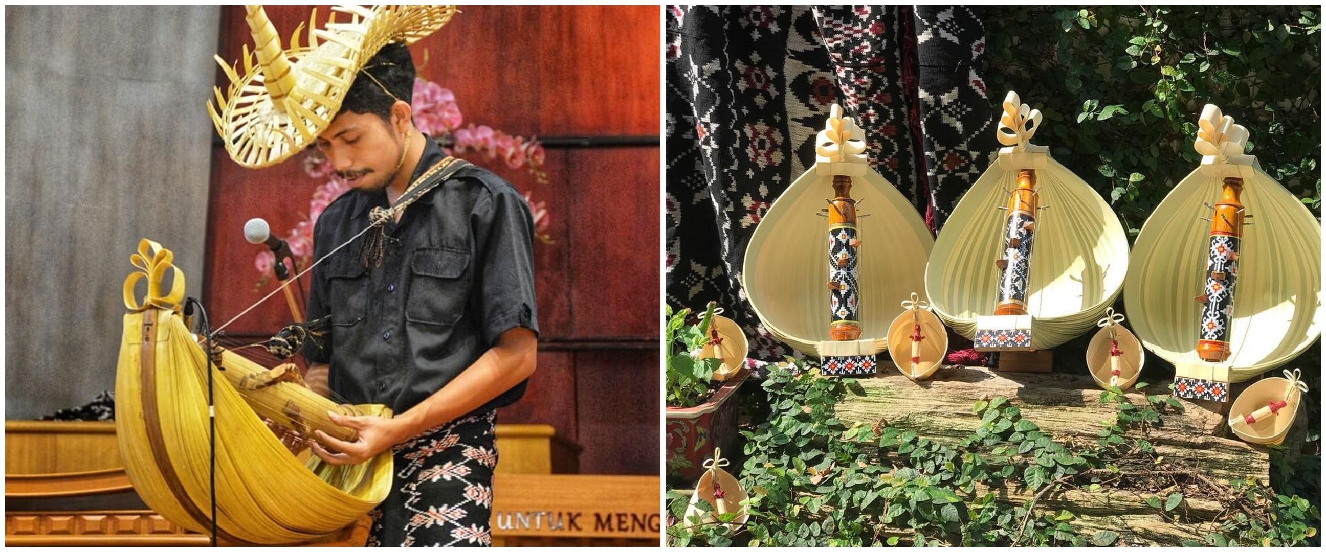 Mengenal alat musik Sasando, khas Pulau Rote