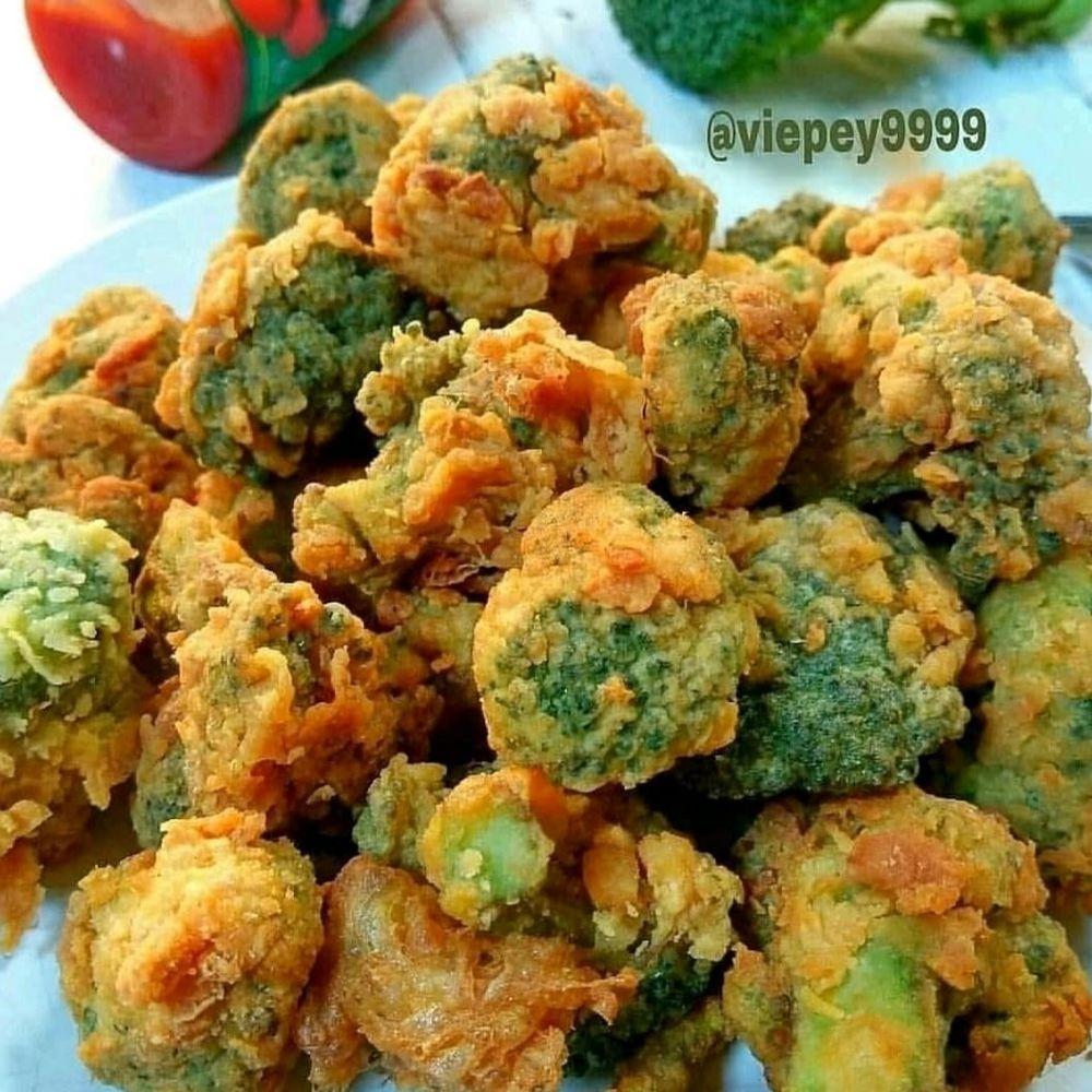 Resep camilan crispy dari sayur Instagram
