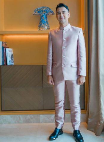 seleb jadi host pernikahan Atta Aurel © 2021 brilio.net