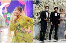 Gaya 7 seleb jadi host rangkaian acara pernikahan Atta dan Aurel