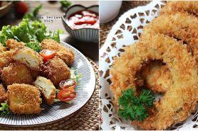 10 Resep nugget ikan ala rumahan, enak, sehat dan mudah dibuat