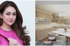 12 Potret rumah baru Celine Evangelista, mewah dilengkapi lift
