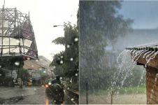 Curah hujan masih tinggi, ini 5 wilayah di Indonesia yang terdampak