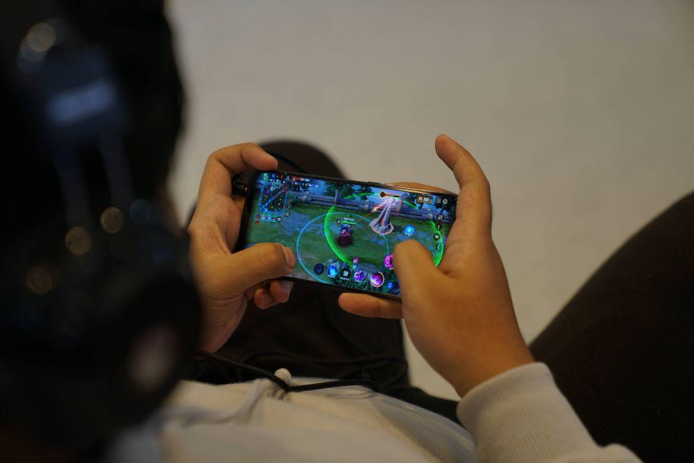 Trik game MOBA lancar jaya © 2021 berbagai sumber