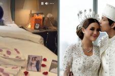 Intip 5 potret kamar pengantin Atta Halilintar dan Aurel Hermansyah