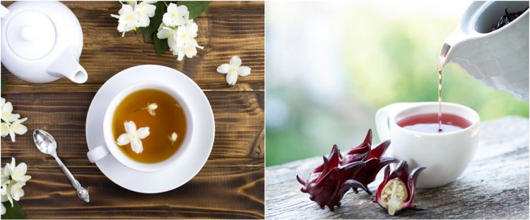 7 Cara membuat teh dari bunga beserta manfaat mengonsumsinya