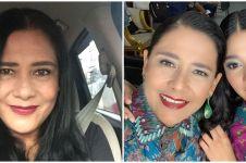 Awet muda di usia 58 tahun, ini 8 potret Lydia Kandou tanpa makeup