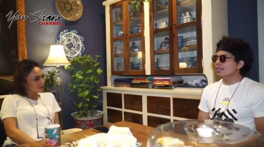 keakraban atta dan yuni © YouTube