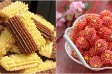10 Resep kue semprit aneka rasa, garing, empuk dan anti gagal