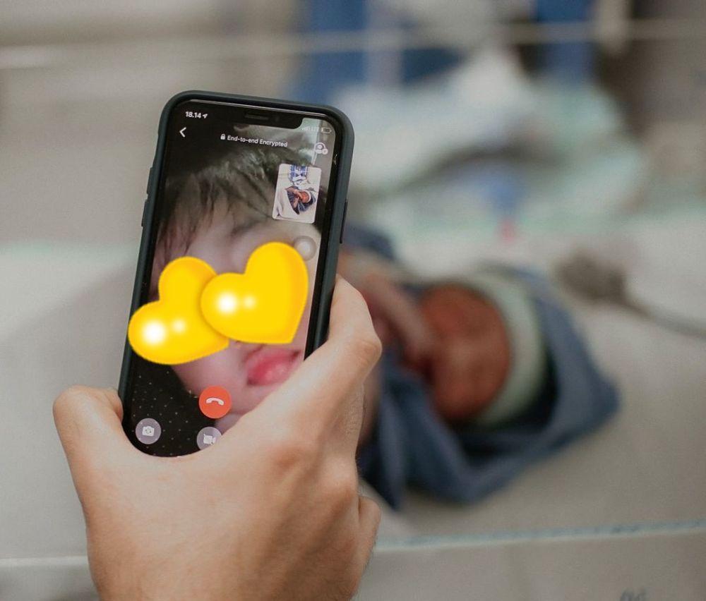 Adzana Bing Slamet lahirkan anak kedua © 2021 brilio.net