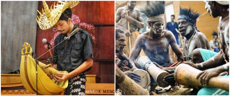 5 Alat musik tradisional Indonesia yang terkenal dan mendunia