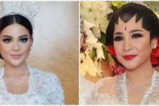 Momen Nagita dan Aurel Hermansyah kembaran kalung, harganya fantastis