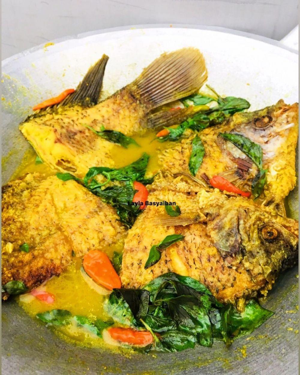 Resep lauk ikan berkuah © Instagram
