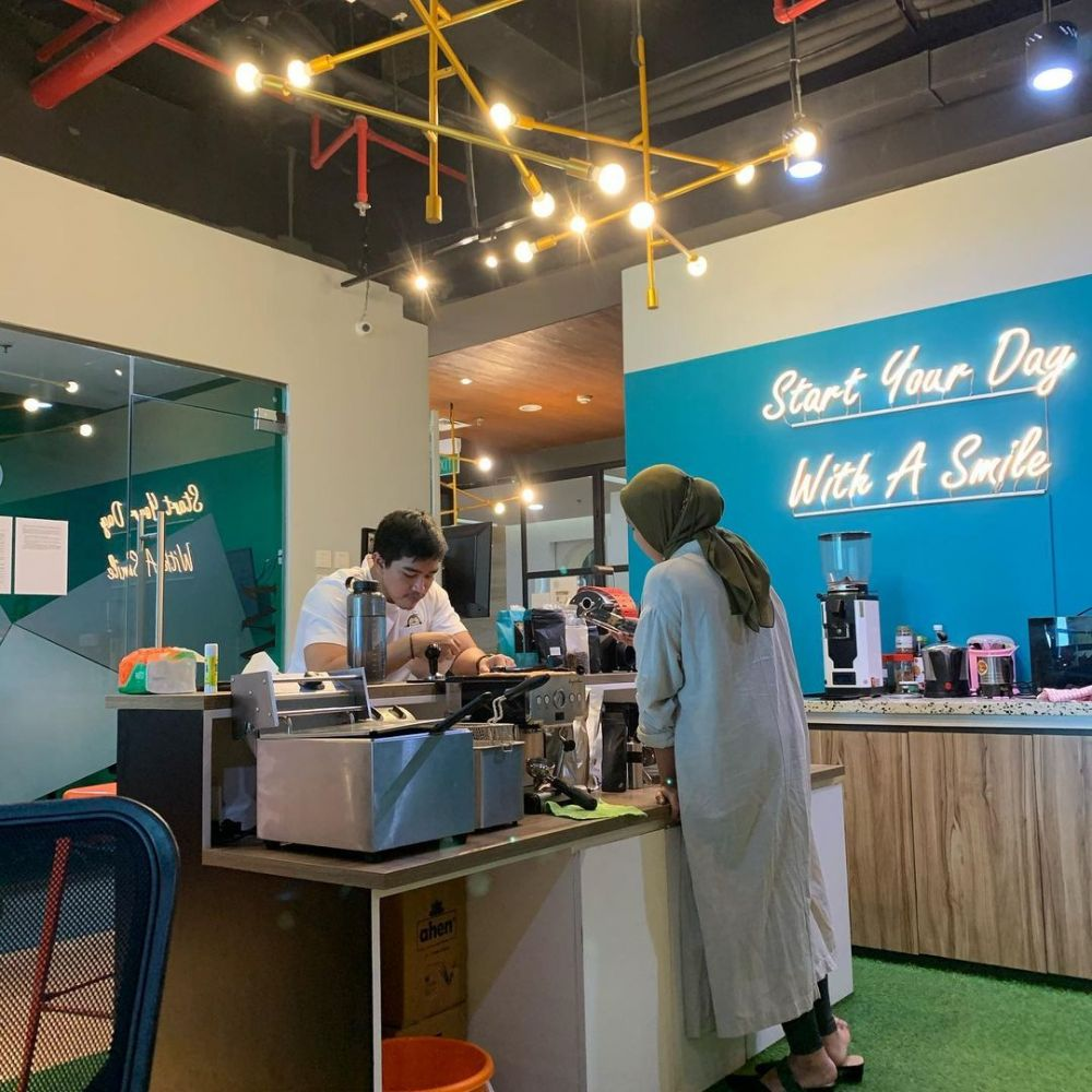 Kaesang dan Nadya Arifta kerja bareng © 2021 brilio.net