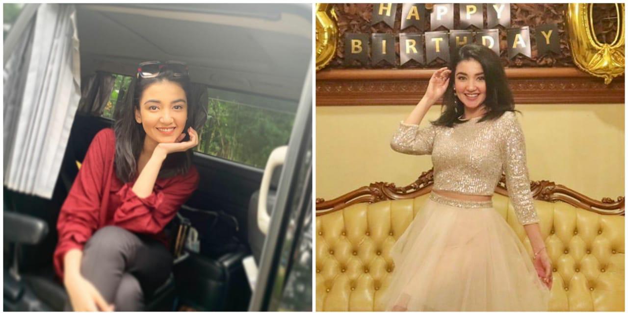 10 Momen ulang tahun Tsania Marwa yang ke-30, penuh kehangatan