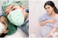 5 Momen Audi Marissa melahirkan anak pertama, lahir secara prematur
