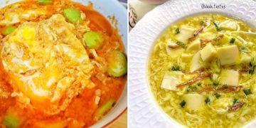11 Resep kreasi telur berkuah, praktis dan bikin ketagihan