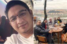 7 Potret Pasha Ungu, Umar Lubis, dan Sultan Djorghi liburan di Turki