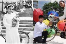 7 Momen pernikahan Bulik Wiwik dan Mang Darma di Amanah Wali