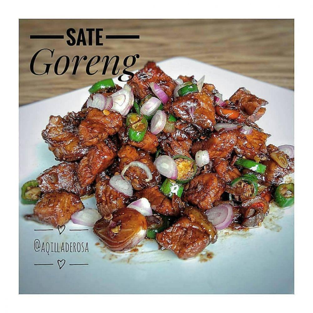 Resep masakan daging kering Instagram