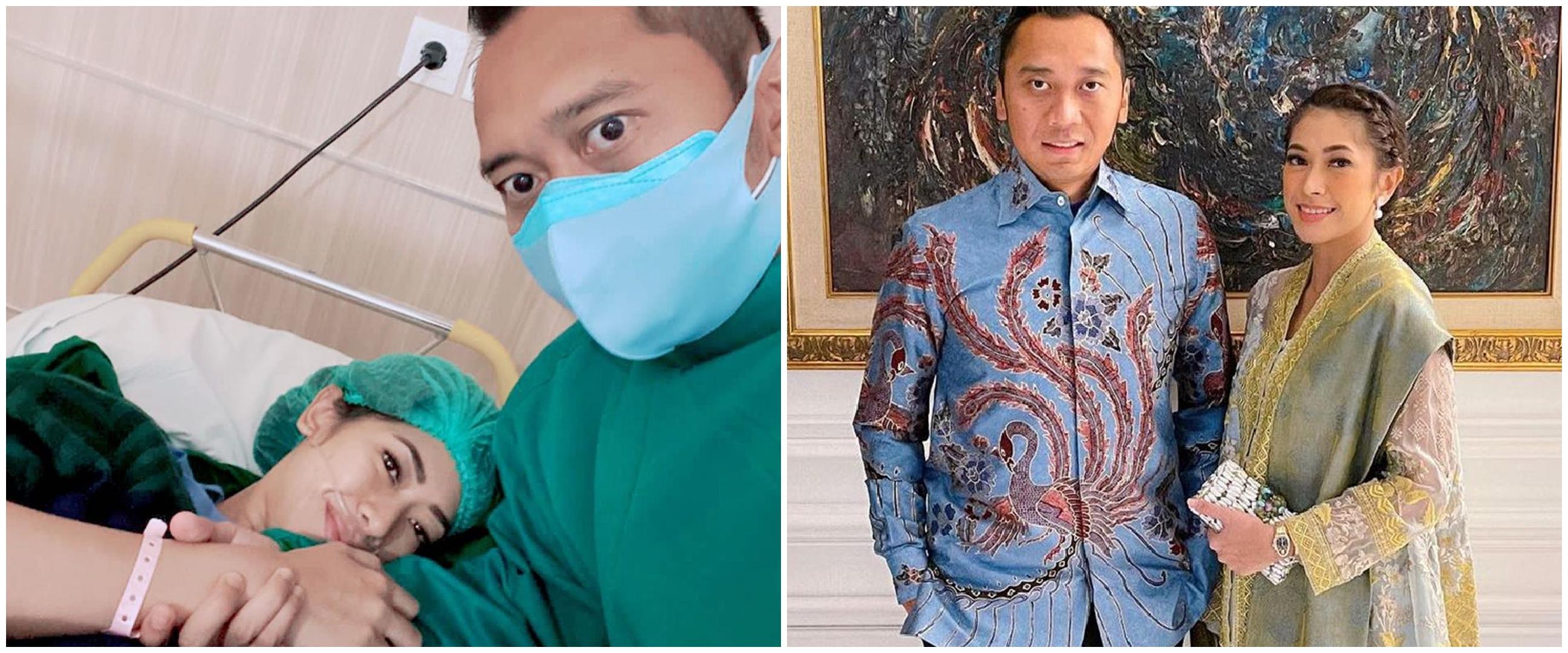 8 Momen Aliya Rajasa jelang operasi pengangkatan kantong empedu