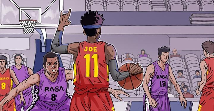 Komik Basket © 2021 brilio.net